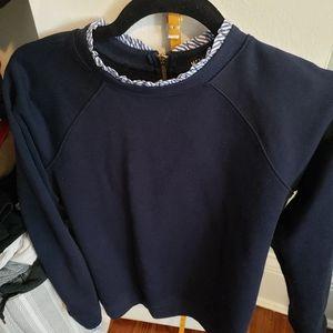 J.Crew Ruffle Sweatshirt